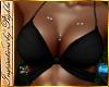 I~Sexy Black Bikini Top