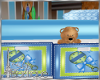 BABY BOY BLANKET BENCH