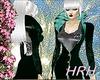HRH Silver Green Queen