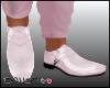 D- Eleg Pink Loafers