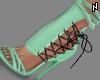 N. Laced Spring Heels v6