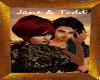 Jane & Todd for Mav's