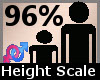 Height Scaler 96% F A