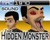 Hidden Monster (sound)