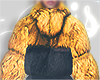 I│Kacy Mini Fur Yellow