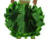 Burlesque skirt 4 Green