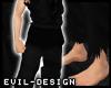 #Evil Black Ninja Pants