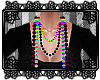 |T| RD Long Beads