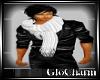 Glo* LayeredSilkScarf~W