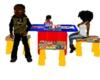 Front Desk for daycare
