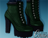 C` Green NuBuk