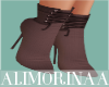 *A* Betty Ankle Booties