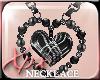 .xpx. Heart Necklace