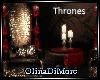 (OD) Baran Castle throne
