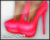 $ Sky Heels | pink