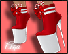 Candy Cane Heels
