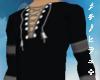 Rai Camisa Tsino Black