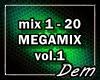 !D! MEGAMIX vol.1