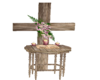Country Barn Alter