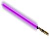 Violet Lightsaber