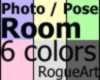 Photo/Pose Room 6 Colors