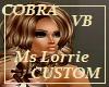 Lorrie Sage Personal VB