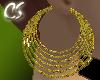 6Hoops - Gold Shimmer