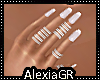 [A] F Girl Nails & Rings