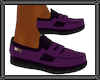 AS Purple Loafers