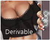 S! Derivable Top Bow