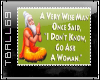 Wise man Saying Stamp