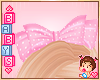 ✿ Kids Pink Bow ✿