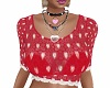 A Hearts Lace Top