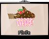 |Px| Cupcake Ring - Lush