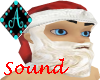 Ama{Santa beard sounds