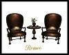 Helix Coffee Chairs