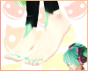 ~R~ Miku APPEND Feet