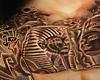 Egyptian Body Tattoos