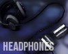 Headphones + Tapes [A1]