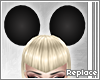 . mickey mouse ears