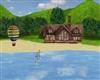 lane's beach island