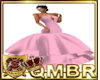QMBR Spring Pink Gown