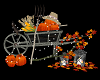 Autumn Deco Cart
