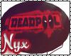 NM:Deadpool Trampoline