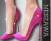 NZ! Pumps Pink!