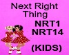 (KIDS) Next Right Thing
