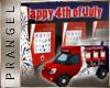 PRA| 4th of July Van