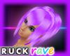 -RK- Rave Hair Purple Oz