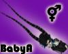 ! BA Extreme Black Horns