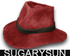 /su/ FLOPPY FEDORA RED,